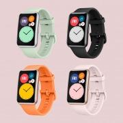 В Сеть утекли характеристики умных часов Huawei Watch Fit