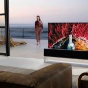 LG Signature OLED TV R - сворачиваемый телевизор за 87…