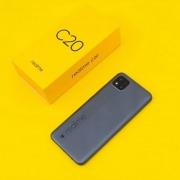 Realme C20 - бюджетник с чипом Helio G35 и большим…