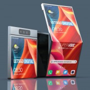 Samsung разработает складные дисплеи для Google, Oppo и Xiaomi