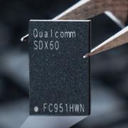 Qualcomm Snapdragon X60 5G - первый модем, выполненный по 5-нм…