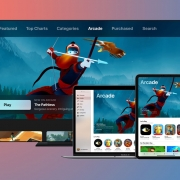 Apple представила собственный игровой сервис по подписке Apple Arcade