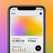 Apple Card станет альтернативой банковским картам