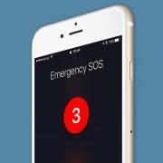 iPhone сможет автоматически передавать точное местоположение пользователя службе спасения