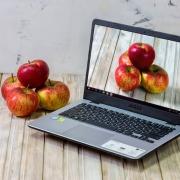 Asus VivoBook 14: высокая производительность в среднем классе