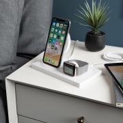 Belkin показала беспроводную зарядку для iPhone и Apple Watch