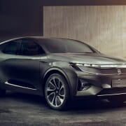 Byton - конкурент Tesla из Китая