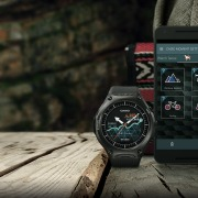 Умные часы Casio Smart Outdoor Watch: Hummer среди смартвочей