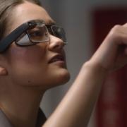 Google Glass Enterprise Edition 2 - умные очки на базе…