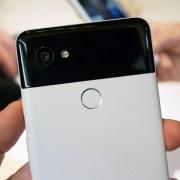 Google запатентовала безрамочный дизайн Pixel 4