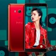 HTC U11 EYEs: новый смартфон с двойной фронтальной камерой