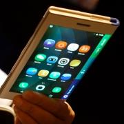 Huawei готовит сгибаемый смартфон