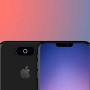 Рендеры iPhone XI демонстрируют уменьшенную монобровь и иное расположение камеры