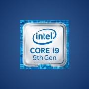 Представлены процессоры Intel Core 9-го поколения для ноутбуков