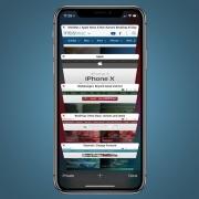 IOS 12: Как настроить отображение иконок на вкладках в Safari…