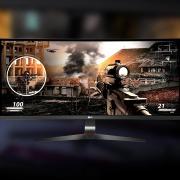 Обзор игрового монитора LG UltraWide Curved Gaming Monitor