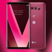 В сеть утекли фотографии LG V35 ThinQ