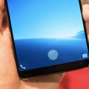 Компания Meizu запатентовала сканер отпечатков, встроенный в дисплей