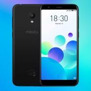 Meizu представила новый бюджетный смартфон Meizu M8c