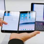 Microsoft Surface Duo получит поддержку стилуса