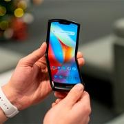 Объявлена дата старта продаж Motorola RAZR 2019