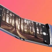 Объявлена дата презентации Motorola RAZR с гибким дисплеем