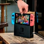 Nintendo продала 10 миллионов приставок Switch