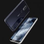 Nokia 5.1 Plus с двойной камерой и вырезом в дисплее…
