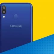В России начнутся продажи Samsung Galaxy M20