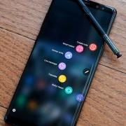 Samsung Galaxy Note 9 может дебютировать в конце июля