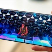 Samsung создает OLED-панель с разрешением 10000 пикселей на дюйм
