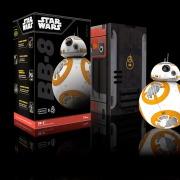 Sphero BB-8 Droid из Звездных Войн просто крутая игрушка