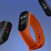 Xiaomi Mi Smart Band 4 представлен для российского рынка