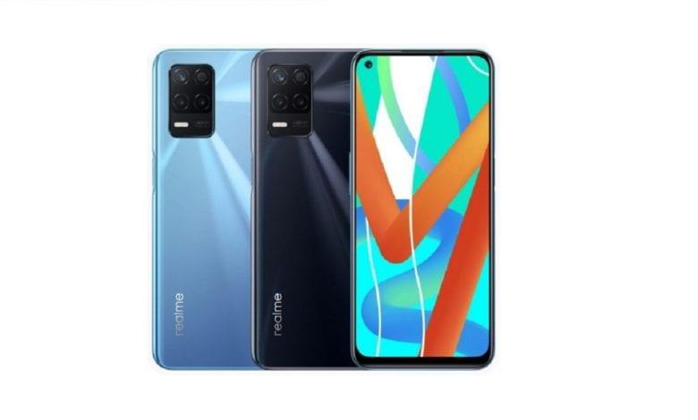 Realme V13 5G цвета
