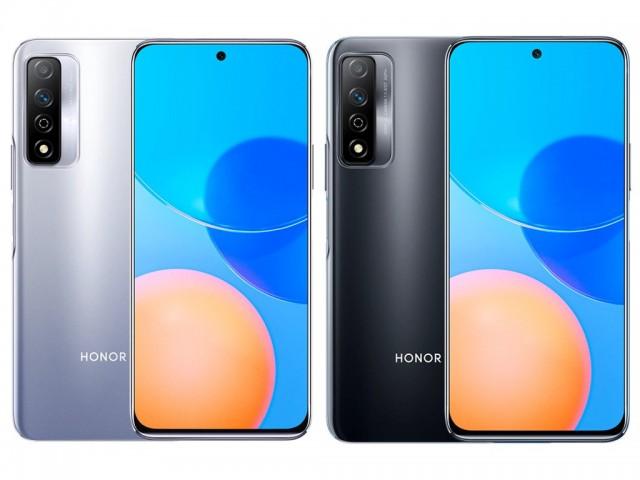 Honor Play 5T Pro цвета