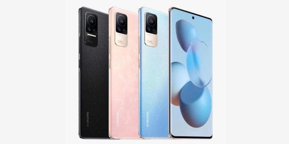 Xiaomi Civi цвета