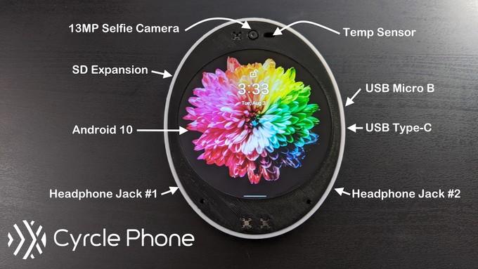 Cyrcle Phone 2.0