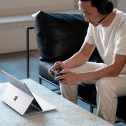 Microsoft Surface Laptop Studio - обновленный мощный ноутбук-трансформер