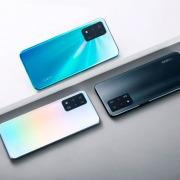 Oppo A93s 5G - новый смартфон с чипом Dimensity 700