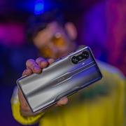 Представлен игровой смартфон Poco F3 GT с чипом Dimensity 1200,…