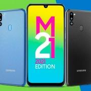 Samsung Galaxy M21 2021 Edition - бюджетник с большой батареей…