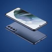 Раскрыт дизайн Samsung Galaxy S21 FE