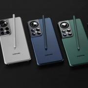 В Samsung Galaxy S22 Ultra будет встроенный стилус S Pen