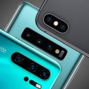Сравнение камер Huawei P30 Pro, Samsung Galaxy S10+ и iPhone…