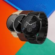 Обзор: умные часы Motorola Moto 360 2 поколения