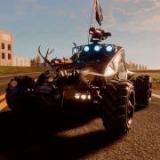 Notmycar - автомобильный клон PUBG